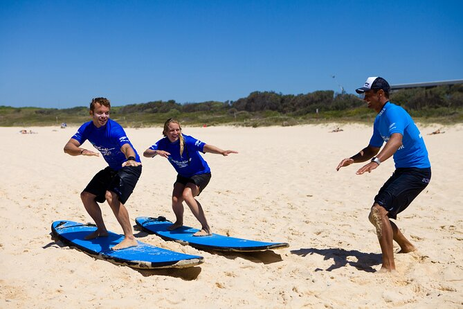Learn to Surf at Sydney's Maroubra Beach With Three: Two Hour Classes