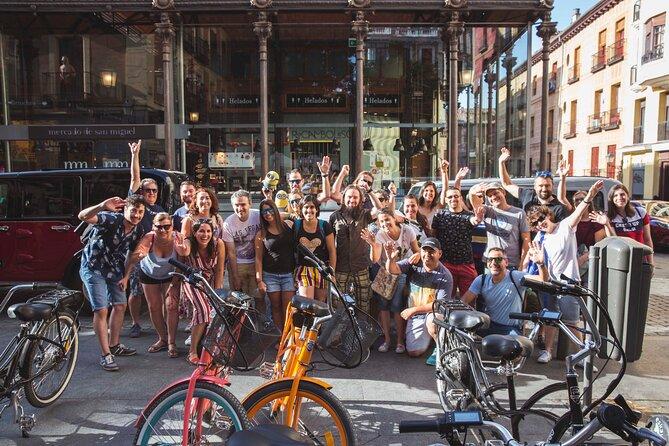 Essential Madrid Bike Tour