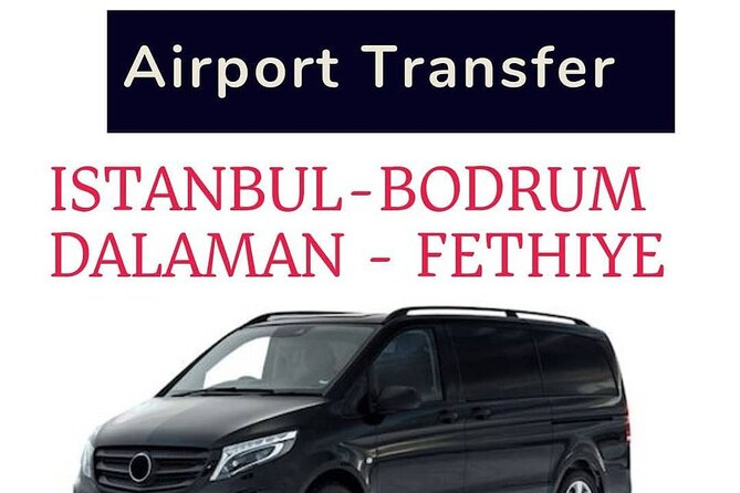 Istanbul New Airport Private Transfer
