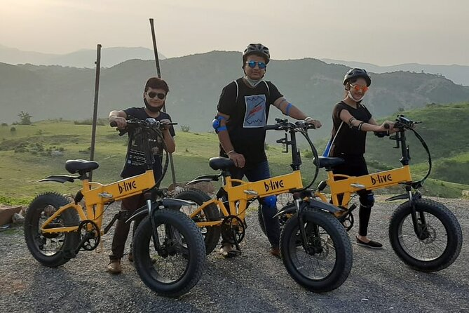 Electric Bike Tour of Unseen Kumbhalgarh