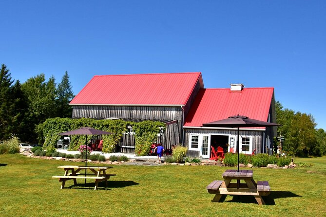 Nova Scotia Wine Beer and Cider Private Tour with Lunch