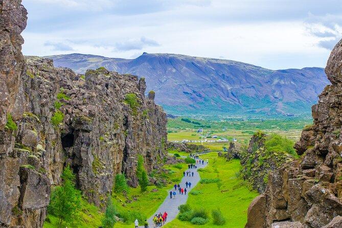 Private Thingvellir National Park day tour