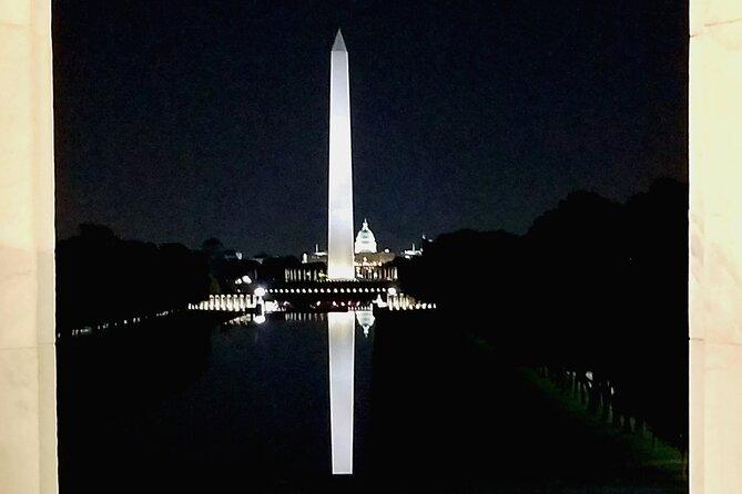 DC Monuments at Night Photo Safari