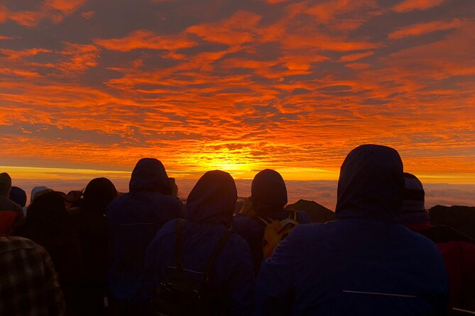 Private Sunset Tour to Haleakalā National Park from Paia