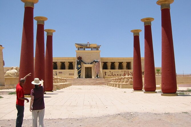 Day trip from Marrakech to Ait Ben Haddou and Ouarzazate