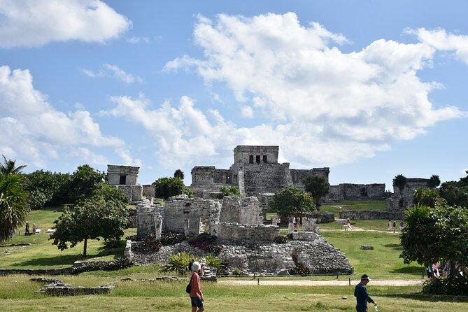 Tour 4x1 Plus Tulum, Coba, Playa del carmen, Cenote - Includes Bike rental
