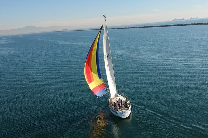 3 Hour Sailing Lesson: Rainbow Harbor Long Beach to the Pacific Ocean