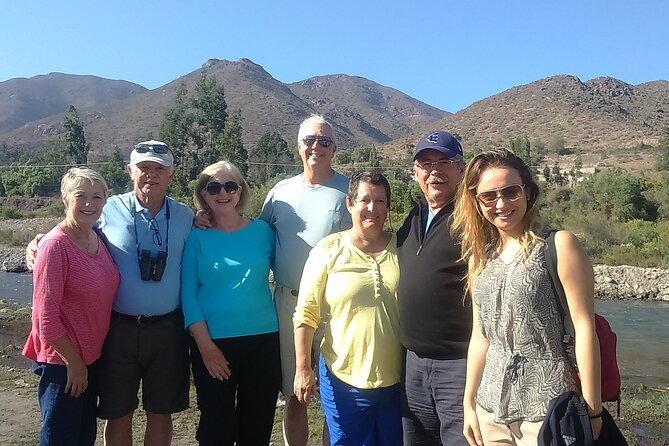 Elqui Valley Short excursion for Cruise trips