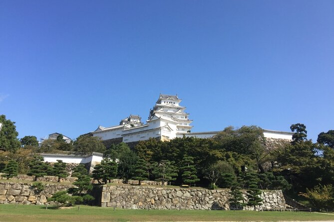 Full-Day Private Guided Tour to Himeji Castle