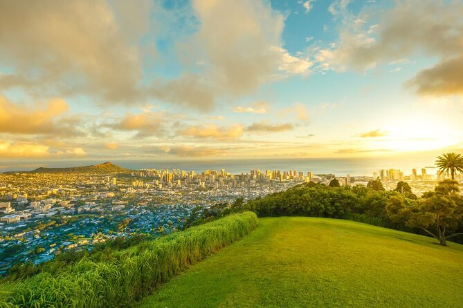 Oahu: Honolulu's Backyard Rainforest Driving Tour