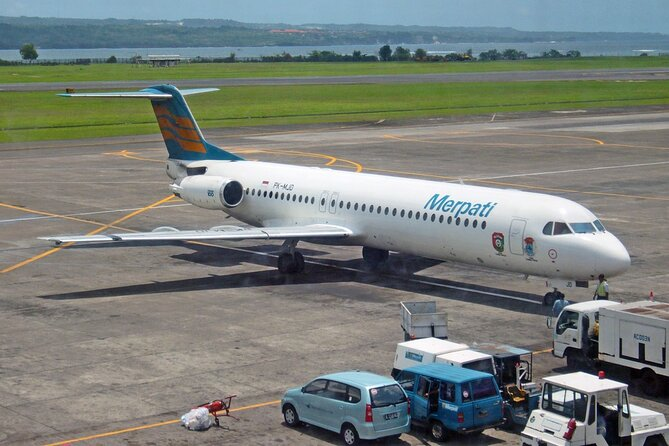 Private Arrival Transfer: Denpasar International Airport to Nusa Dua Area