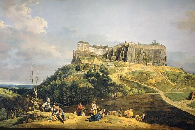 Bastei Bridge and Fortress Königstein day Tour from Prague