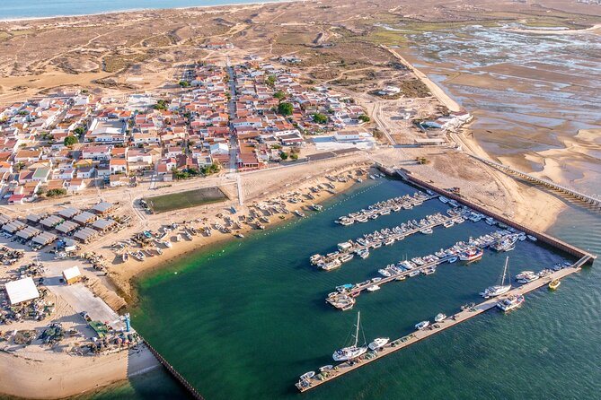 Islands Tour: Half Day Cruise in Ria Formosa National Park