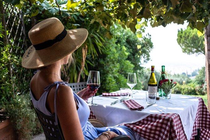 Wine Tasting with Panoramic View of Verona