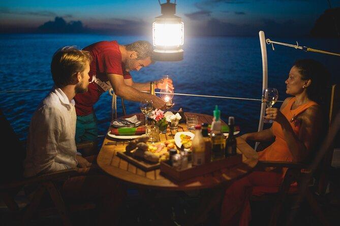 "Private Luxury Dinner Cruise ""Sail & Dine"""