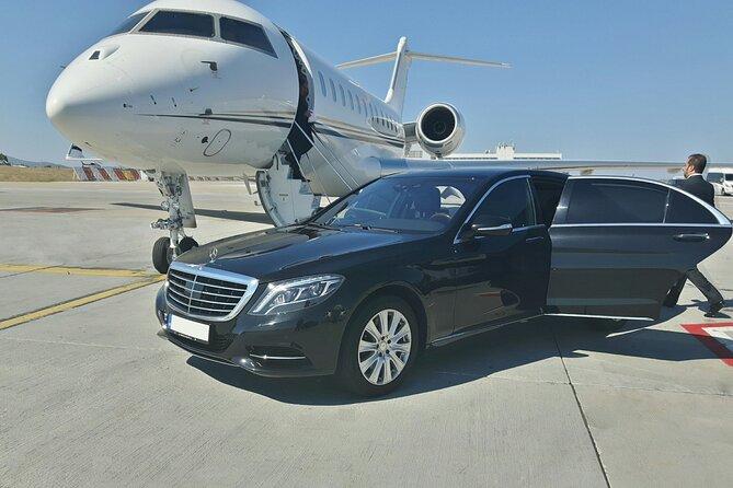 Nafplio to Athens International Airport Private Transfer