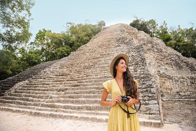 Coba Cenote Elite Private Tour & Chocolate, Honey Mayan experience