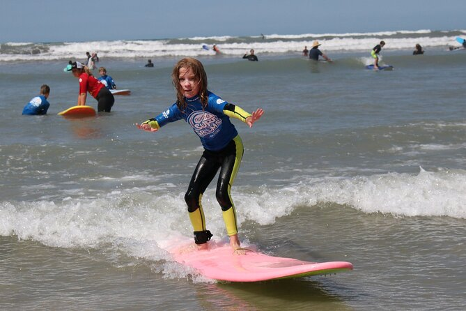 Learn to Surf at Middleton Beach