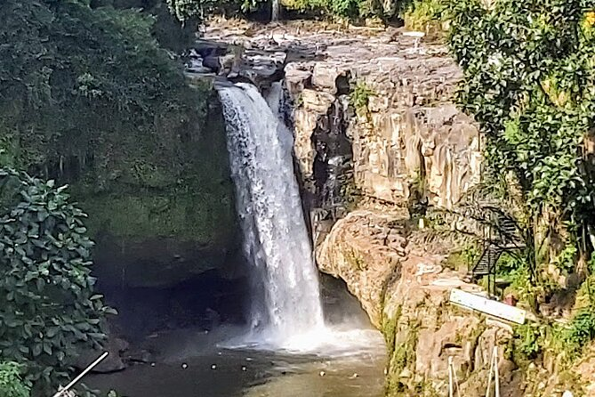 Amazing Private Tours-Tegenungan Waterfall-Monkey Forest-Ubud Palace & Market