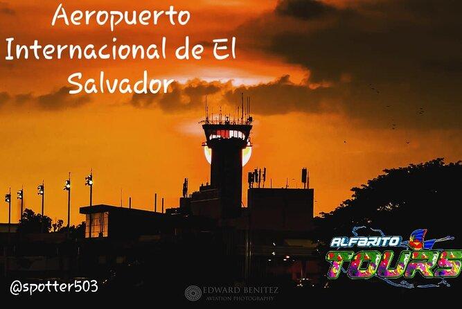 Transportation to El Salvador Airport
