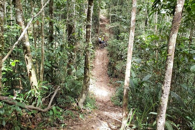 Brazil Ride Trails in Arraial d'Ajuda by Aton Guia - Mukusuy Aventura