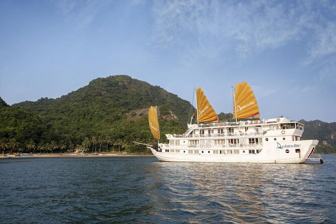 Halong Bay 2 Days-1 Night with Aphrodite Cruise