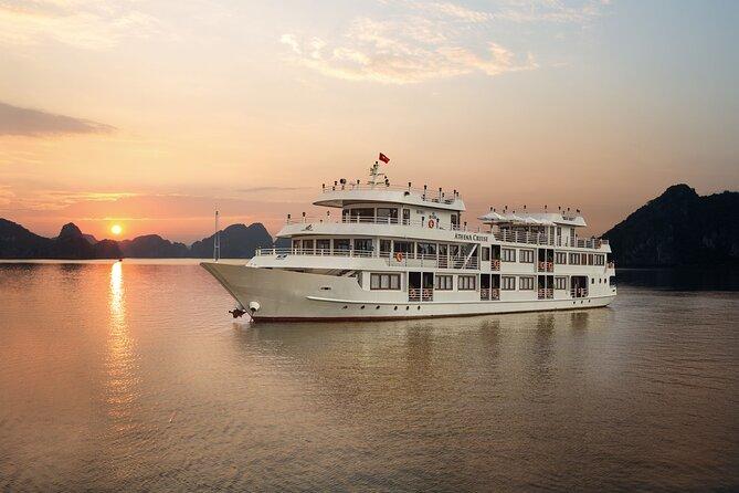 Halong Bay 2 Days-1 Night with Athena Cruise