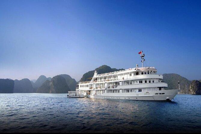 3 Days,2Nights Halong Bay & Gulf of Tonkin 5 Star Cruise