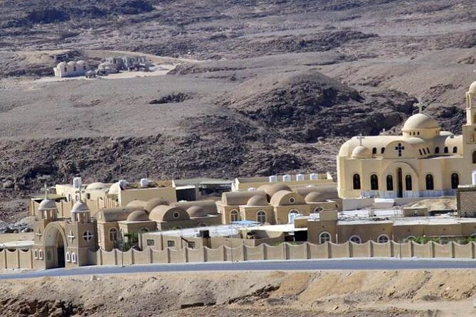 Trip to Monastery of Saint Paul the anchorite from Hurghada
