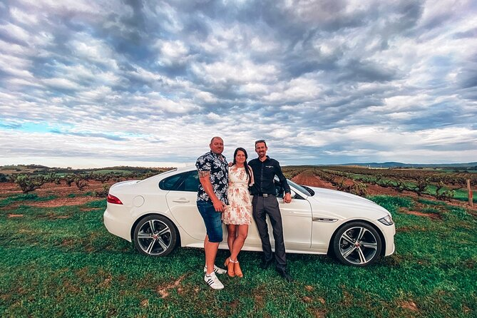 Luxury Jaguar Barossa Valley Half Day Private Tour For 2