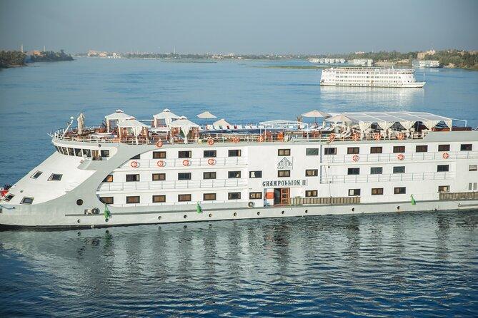 Luxury Aswan to Luxor 4 Day Nile Cruise