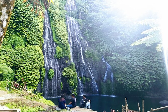 Amazing Private Tours-Lovina See Dolphin-Bayumala Waterfall-Twin Lake-Ulundanu