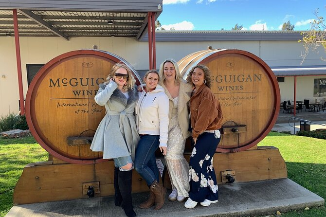 Private Day Tour of Hunter Valley Wineries