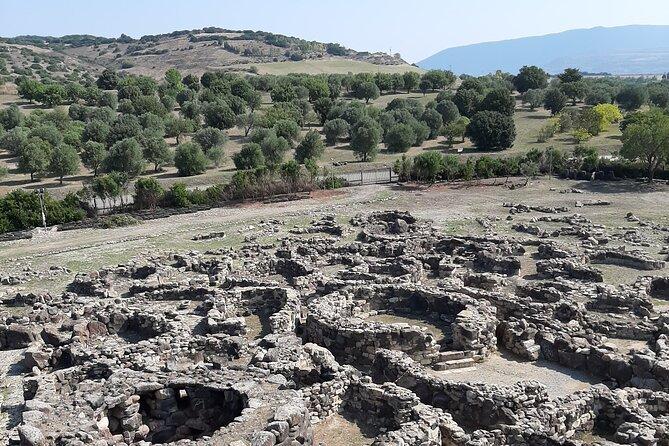 Su Nuraxi, the village