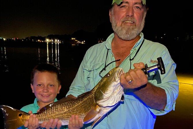 Night Fishing on the Bay