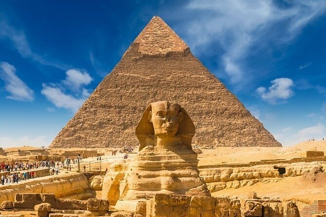 Private Tour to Pyramids of Giza and the Egyptian Museum