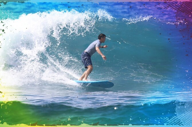 Private Surf Lesson on the Big Island