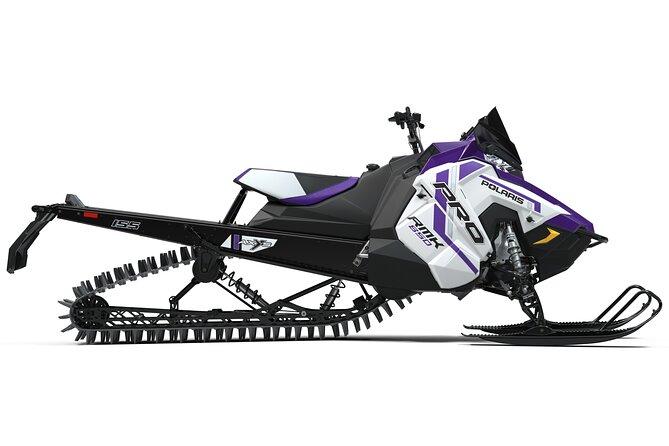 Polaris RMK 850 Snowmobile Rental
