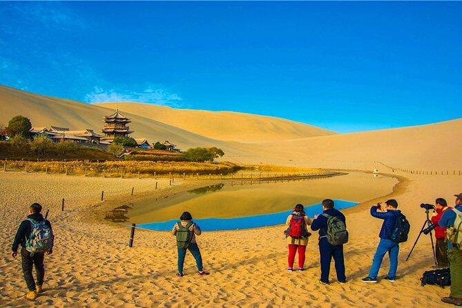 5 Days Silk Road Tour of Dunhuang Mogao Grottoes & Zhangye Danxia Landscape