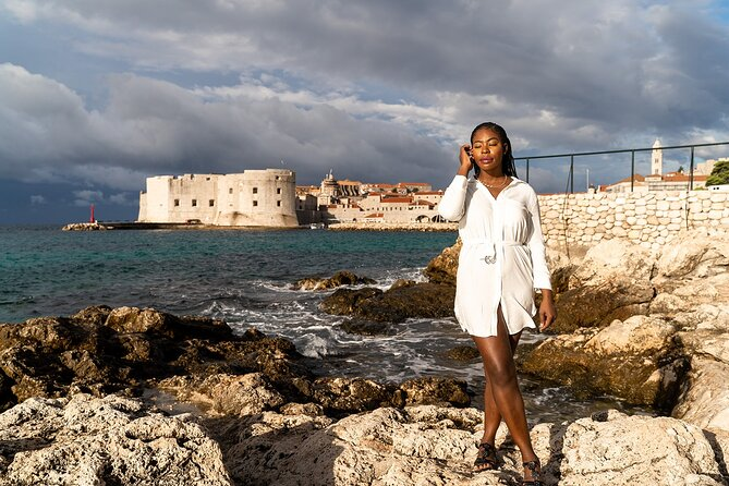 ⭐Private Vacation Photoshoot Dubrovnik with a Pro