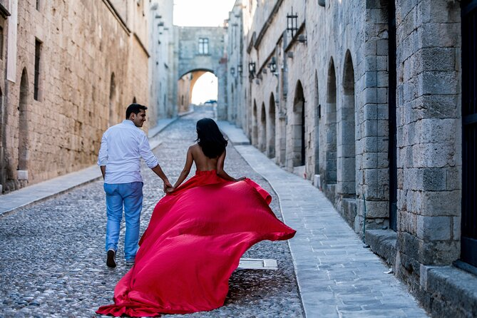 ⭐ Private Photoshoot Old Town Rhodes