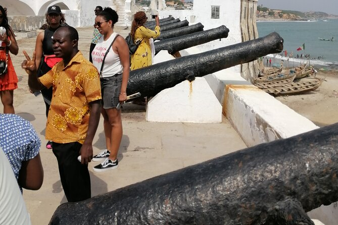 1 Day Cape Coast Experience Beyond the Return
