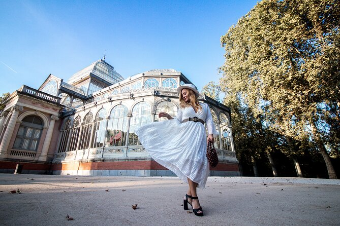⭐Private tour Madrid including Photoshoot