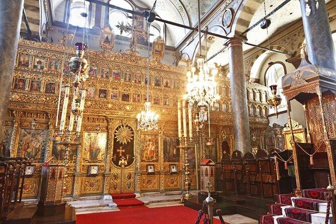 Église patriarcale de Saint-Georges
