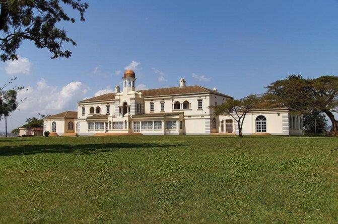 Palais Mengo (Lubiri)