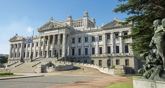 Montevideo Legislative Palace (Palacio Legislativo)