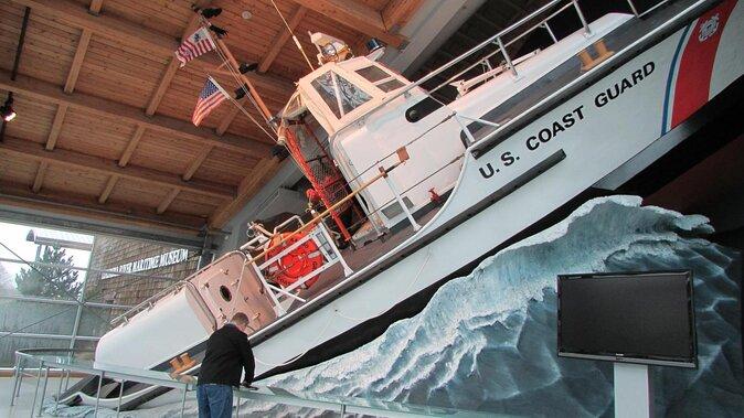 Musée maritime du fleuve Columbia