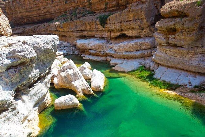 Wadi Shab (Valle di Shab)