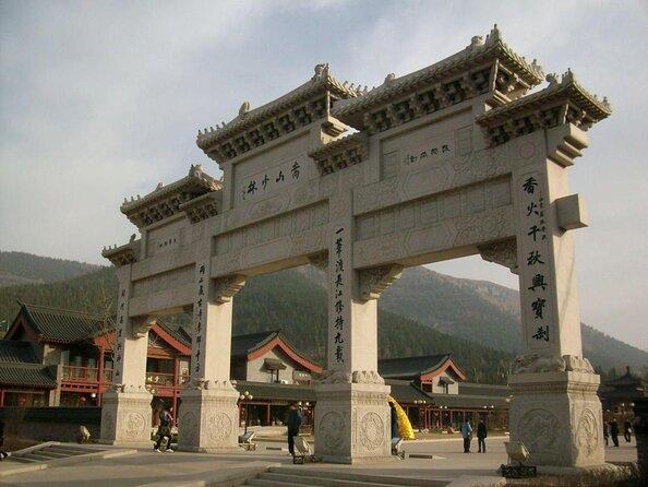 Temple Shaolin (monastère Shaolin)