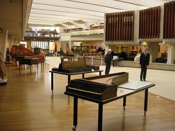 Musée des instruments de musique de Berlin (Musikinstrumenten-Museum)